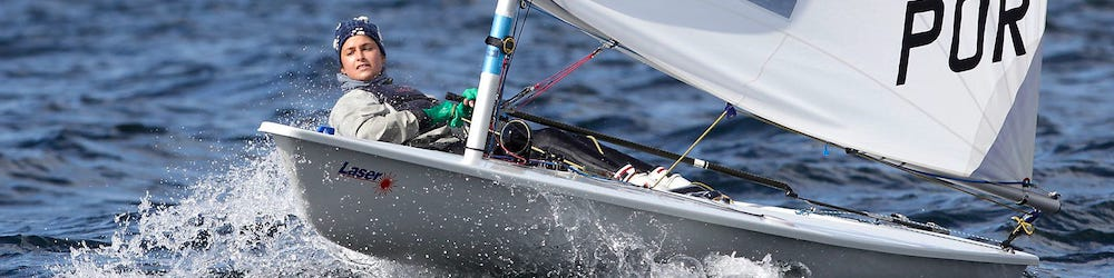 Мастер-класс на олимпийской яхте
