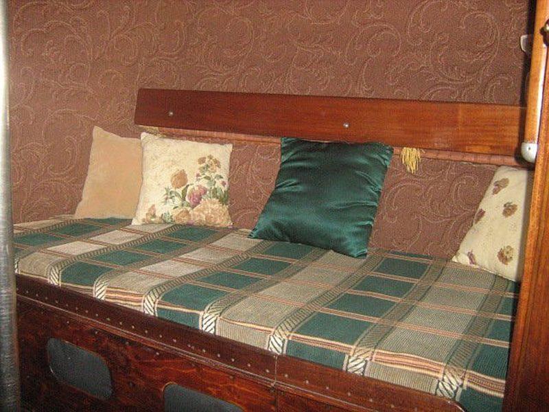 Спальные места