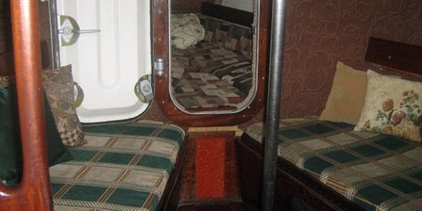 Спальные каюты