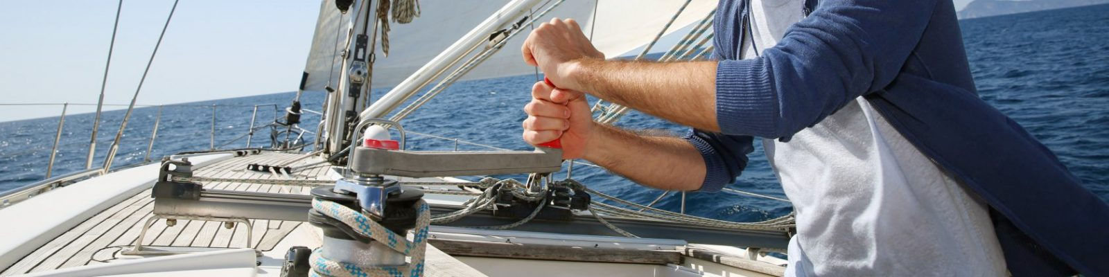 Управление яхтой