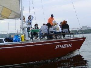 яхта в аренду Рубин