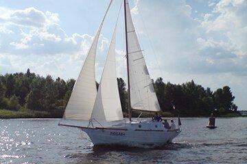 Аренда яхты Любава