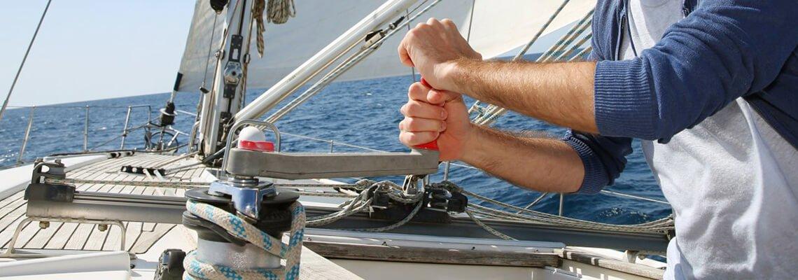 Подарочный сертификат Обучение яхтингу