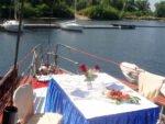 Свадьба на яхте РИФ