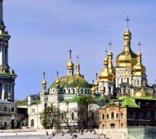 Набережные Киева - экскурсия по городу