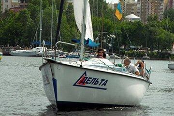 Аренда яхты Дельта