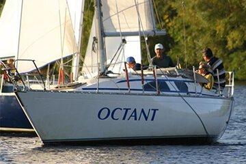 Аренда яхты Октант